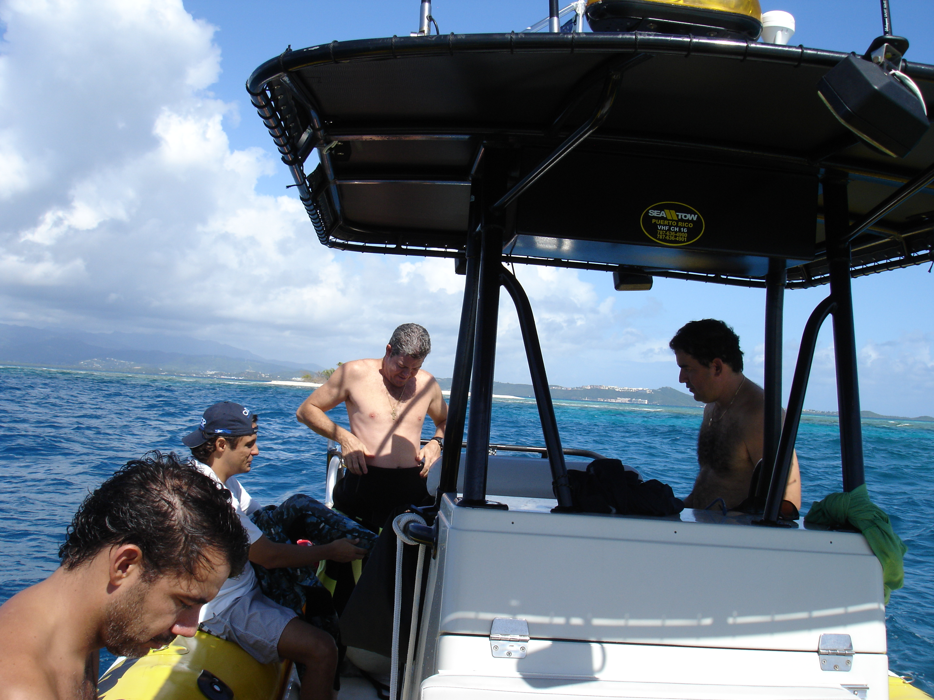 Open water freediving clinics