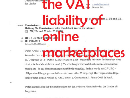 Official Guidelines - Certificate for Online Sellers in Germany