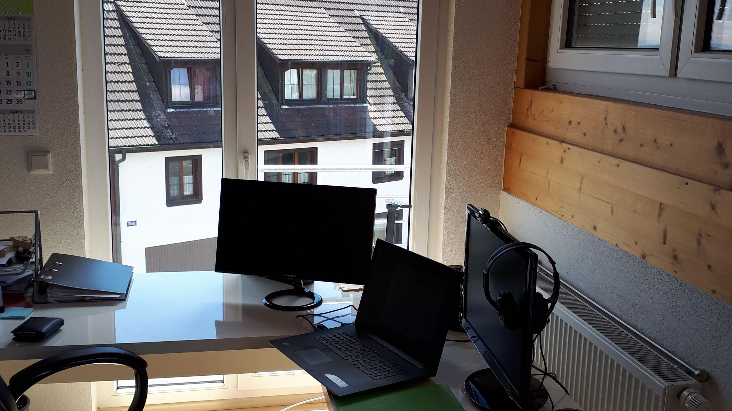 Schrebtisch / desk