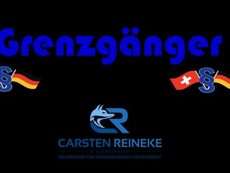 Grenzgänger Deutschland - Schweiz