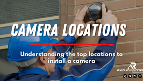 Where Should Business Security Cameras Be Positioned?