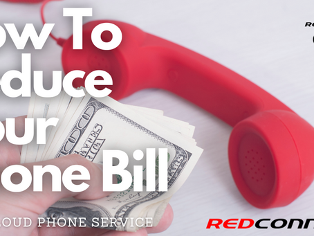 How To Reduce Your Business Phone Bill With VoIP