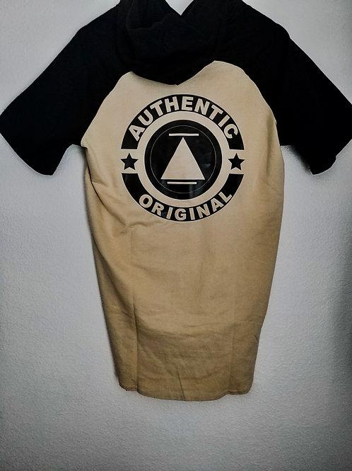 Authentic Original T With Hood (Beige)