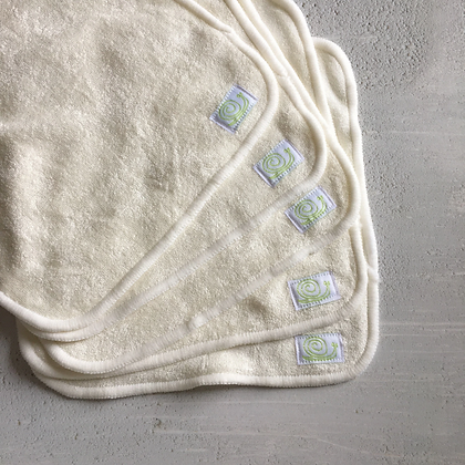 Baba and Boo Reusable Bamboo Baby Wipes
