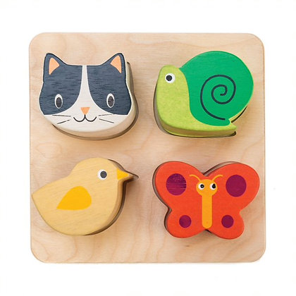 Touch Sensory Tray by Tender Leaf Toys