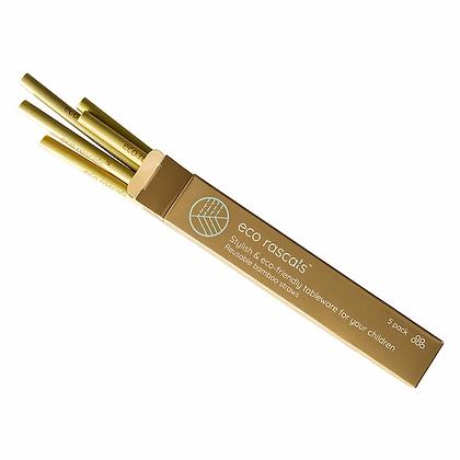 Eco Rascals Reusable Bamboo Straws