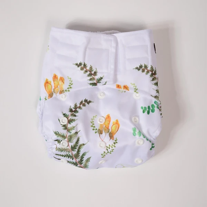 Sassy Pants Pocket Nappy - Velcro