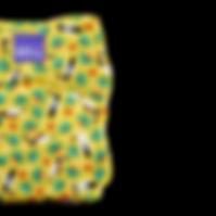 Bambino Mio All One Reusable Cloth Nappy Toucan Print