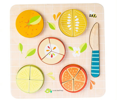 Citrus Fractions by Tender Leaf Toys