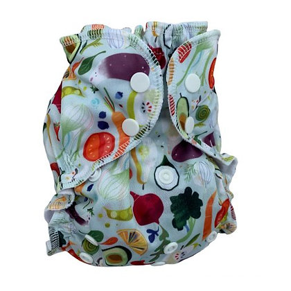 Apple Cheeks BTP One Size Pocket Envelope Nappy