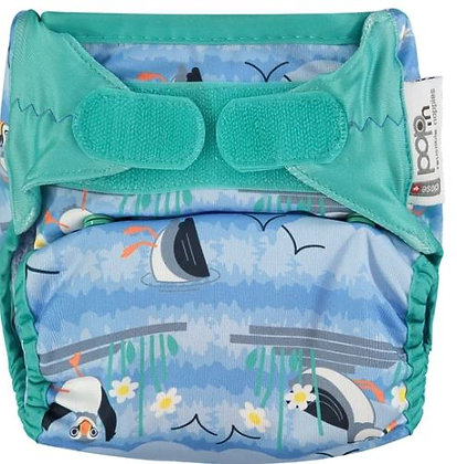 Pop-in Reusable Nappy (Hook and Loop)