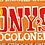 Tony's Chocolonley Milk Caramel Sea Salt Chocolate Big Bar 180g