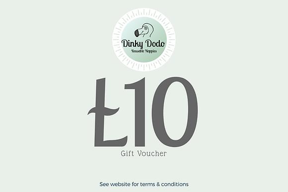 Dinky Dodo e-giftcard