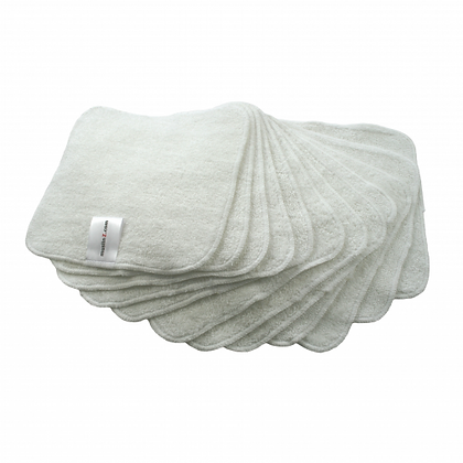 MuslinZ Bamboo Cotton Reusable Baby Wipes