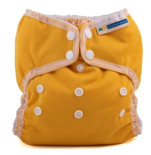 Mother Ease One Size Duo Bundle - Mustard- EUC
