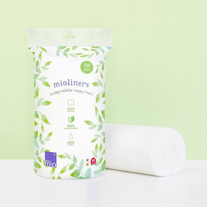 Bambino Mio Mioliners Disposable Nappy Liners
