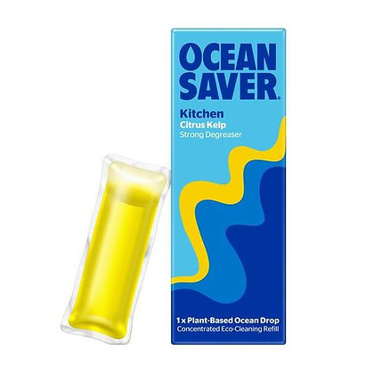 OceanSaver Cleaner Refill Drops Kitchen Degreaser