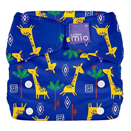 Bambino Mio Miosolo All In One Reusable Nappy Giraffe