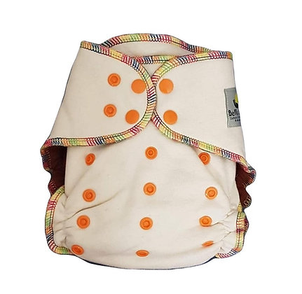 Bells Bumz Hemp & Bamboo Fitted Nappy (v3)