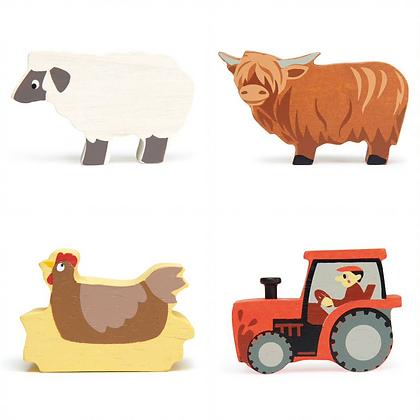 Farmyard by Tender Leaf Toys