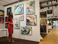 Выставка в Лувре ART-SHOPPING