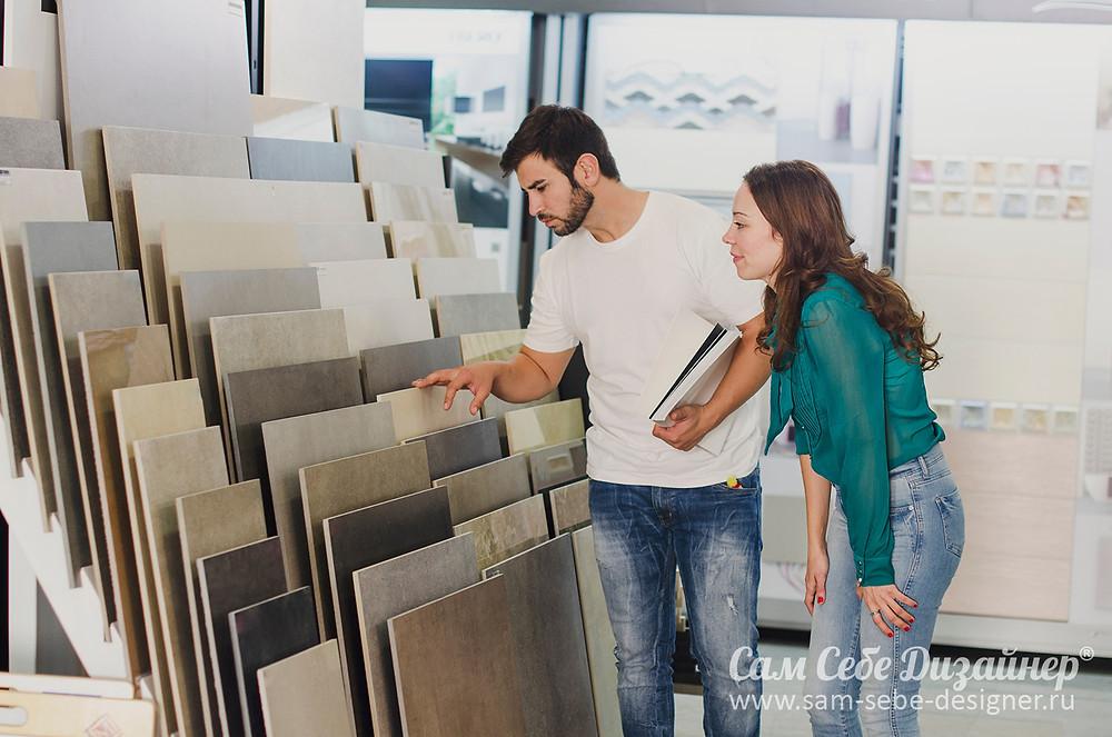 Сам Себе Дизайнер | Как правильно выбрать керамическую плитку?