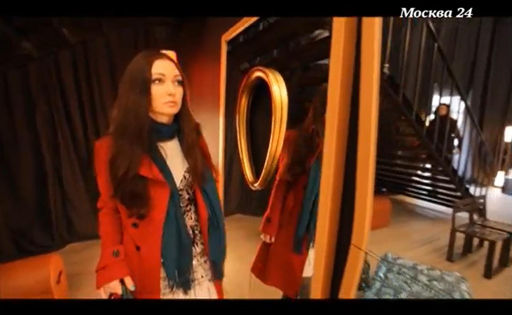 Документальный фильм о дизайнерах (Москва 24)