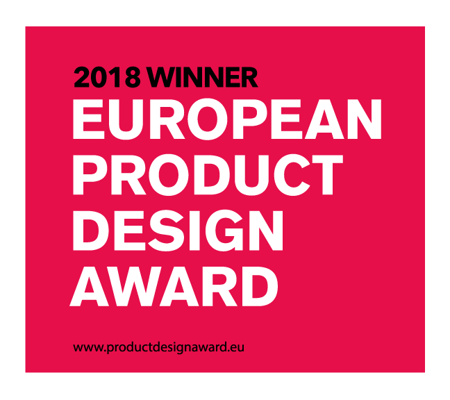 Eropean Product Design Award 2018