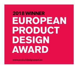 Eropean Product Design Award 2018
