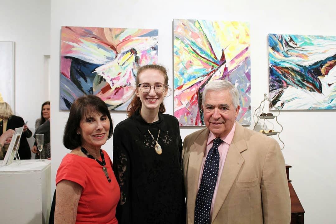 Выставка в Нью-Йоркской галерее AMSTERDAM WHITNEY GALLERY
