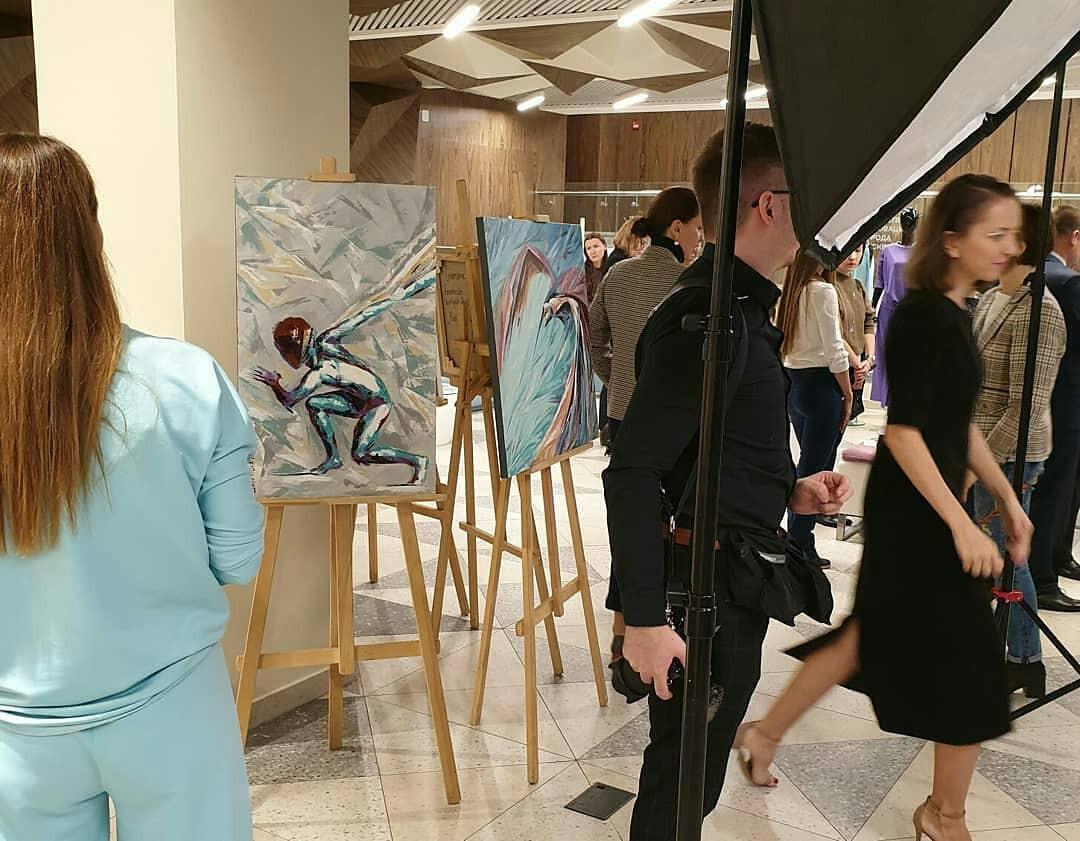 Персональная выставка