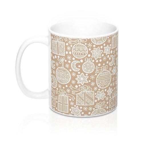 Basic Christmas Mug 1 (#92)