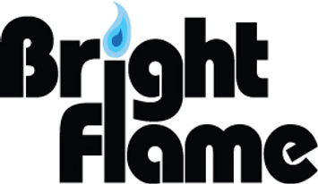 Bright Flame Logo