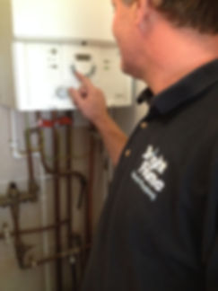 Bright Flame Engineer Plumber Urmston