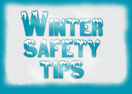 Snow Safety...watch your step!