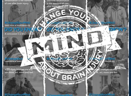 Brain Injury Awareness Month