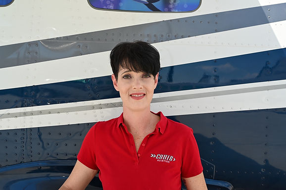 Women Leaders of FBOs: Jessica Rowden, General Manager at Cutter Aviation & VP of Women in Aviation International