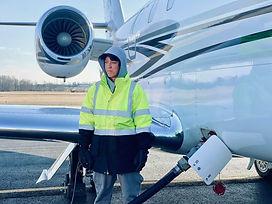 X-1FORCE Feature: Joe Norris, Line Service Technician, Line Service, Aircraft Specialists Services