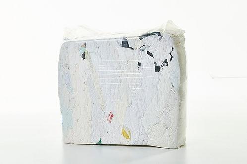 TWXA – trikot bílý bavlněný savý II, balík, vlastní odběr