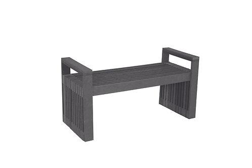 Zahradní lavička - krátké madla, 120
