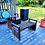Thumbnail: Zahradní lavička - krátké madla, 120