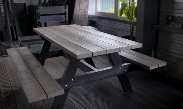 Pivní stůl, zahrada, lavice, kvalitní výrobek, 10 let záruka.