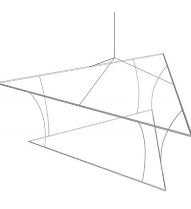 Tapered Triangle Frame