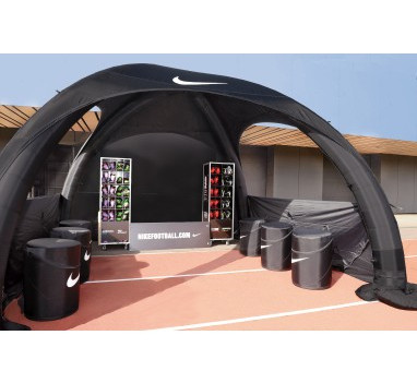 Inflatable Tent Black