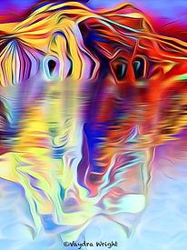 Descending into Escapism Series 1- Refle