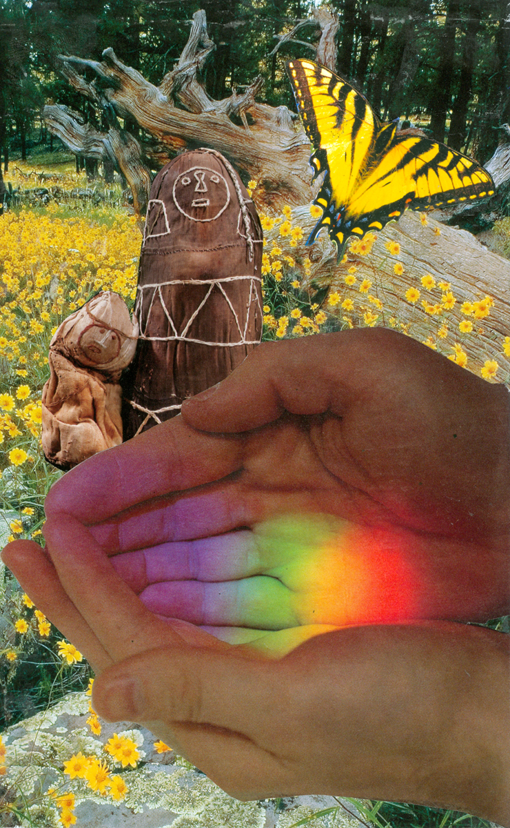 Healing and Holding the Rainbow