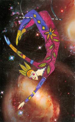 Swinging through the Cosmos