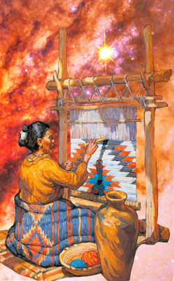 Cosmic Weaver