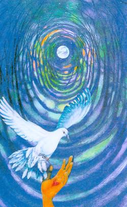 Peaceful Heart, Healing Hand