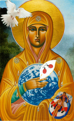 Sacred Birth 2 Grace at Play